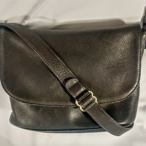 Vintage Coach Messenger Handbag